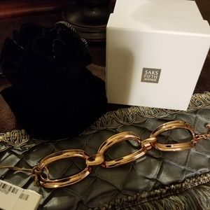Jewelry - FLASH SALE NWT Robert Lee Morris  bracelet!!!